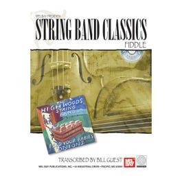 Image for String Band Classics for Fiddle (Book and CD) from SamAsh