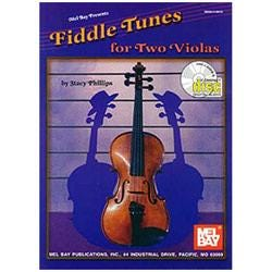 Image for Fiddle Tunes for Two Violas (Book/CD) from SamAsh