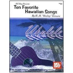 Image for Ten Favorite Hawaiian Songs for Ukulele from SamAsh