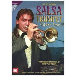 Image for Salsa Trumpet Book & CD from SamAsh