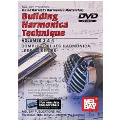 Image for Building Harmonica Technique Volume 3 & 4 (DVD) from SamAsh