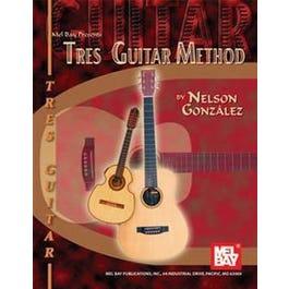 Mel Bay Tres Guitar Method (Book)