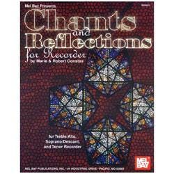 Image for Chants and Reflections for Recorder from SamAsh