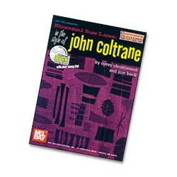 Image for Essential Jazz Lines in the Style of John Coltrane C Intruments w/ CD from SamAsh