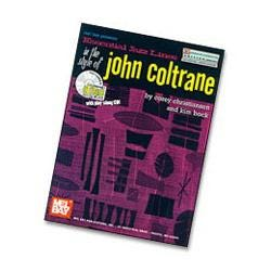 Image for Essential Jazz Lines in the Style of John Coltrane Eb Intruments w/ CD from SamAsh