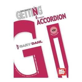 Image for Getting Into Accordion (Book and CD) from SamAsh