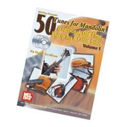 Image for 50 Tunes for Mandolin from SamAsh