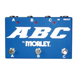 Morley ABC Switchbox Selector/Combiner Switch
