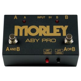 Image for ABY Pro Selector Routing Switch Pedal from SamAsh