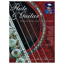 Image for Flute & Guitar Duets For Any Occassion Book & CD from SamAsh