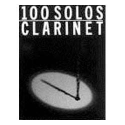 Image for 100 Clarinet Solos from SamAsh