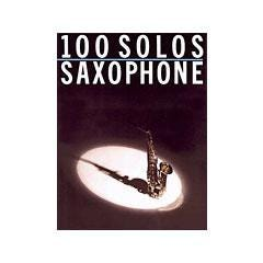 Image for 100 Solos For Saxophone from SamAsh