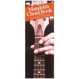 Image for The Mandolin Chord Book from SamAsh