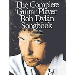 Image for The Complete Guitar Player Bob Dylan Songbook from SamAsh