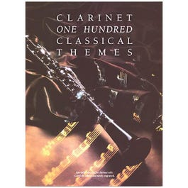 Image for One Hundred Classical Themes: Clarinet from SamAsh