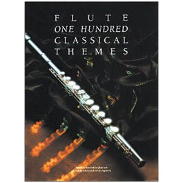 Image for One Hundred Classical Themes: Flute from SamAsh