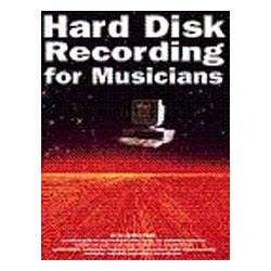 Image for Hard Disk Recording for Musicians from SamAsh