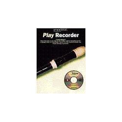 Image for Step One Play Recorder Book & CD from SamAsh