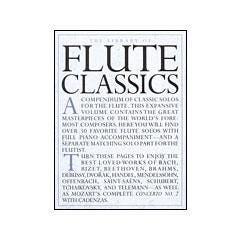 Image for The Library Of Flute Classics from SamAsh
