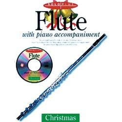 Image for Solo Plus Christmas for Flute With Piano Accompaniment (Book and CD) from SamAsh