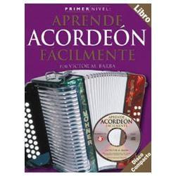 Hal Leonard Primer Nivel: Acordeon (Level One: Accordion)
