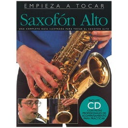 Image for Empieza a Tocar: Saxofon Alto from SamAsh