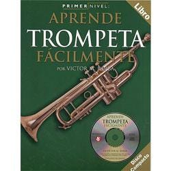 Image for Primer Nivel Trompeta (Level One: Trumpet) (Book and CD) from SamAsh