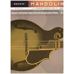 Image for Rockin' Mandolin Book and CD from SamAsh