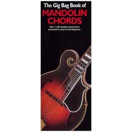 Image for The Gig Bag Book Of Mandolin Chords from SamAsh