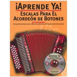 Image for !Aprende Ya! Escalas Para El Acordeon De Botones from SamAsh