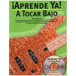 Image for !Aprende Ya! A Tocar Bajo from SamAsh