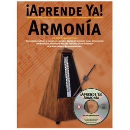 Image for Aprende Ya Armonia (Book and CD) from SamAsh