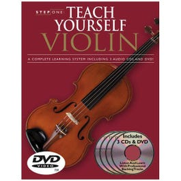 Image for Step One: Teach Yourself Violin Course from SamAsh