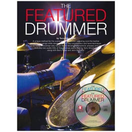 Image for The Featured Drummer Book & CD from SamAsh