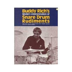 Image for Buddy Rich's Modern Interpretation Of Snare Drum Rudiments from SamAsh