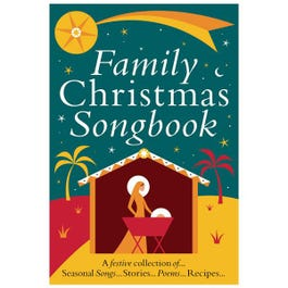 Image for Family Christmas Songbook from SamAsh