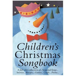Image for Children's Christmas Songbook from SamAsh