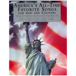 Image for America's All Time Favorite Songs for God and Country from SamAsh