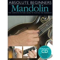 Image for Absolute Beginners Mandolin (Book and CD) from SamAsh