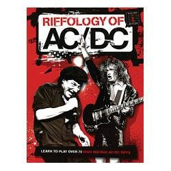 Image for Riffology of AC DC (TAB) from SamAsh