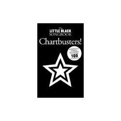 Image for Little Black Songbook of Chartbusters (P/V/G) from SamAsh