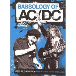 Image for Bassology of AC/DCBass Tab from SamAsh