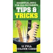 Image for Tips and Tricks Essential Info Cards (Guitar) from SamAsh