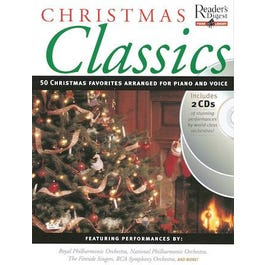 Hal Leonard Reader's Digest Piano Library: The Christmas Collection-Book + 2 CD'S
