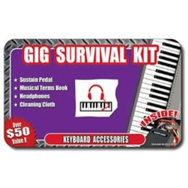 Image for Gig Survival Kit Keyboard from SamAsh