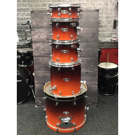 Mapex Pro M Series 5 Piece Drum Set With Hardware