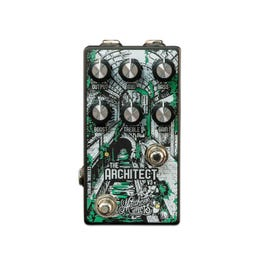 Image for Architect V3 Foundational Overdrive/Boost Guitar Effect Pedal from SamAsh