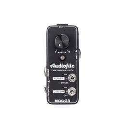 Image for AUDIOFILE Pedalboard Headphone Amplifier from SamAsh