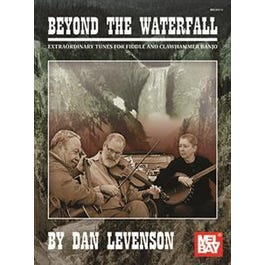 Mel Bay Beyond the Waterfall (Book)-Fiddle and Clawhammer Banjo