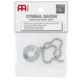 Meinl Cymbals Bacon Cymbal Sizzler